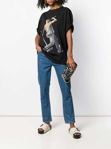 Picture of Ih Nom Uh Nit | Kanye Drake Print Oversized T-Shirt