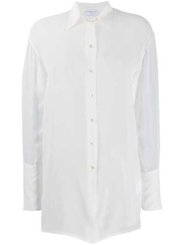 Picture of Ih Nom Uh Nit | Sheer Longline Shirt