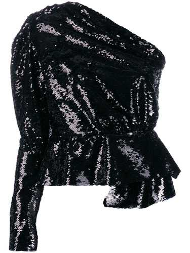 Picture of 16Arlington | Sequined Asymmetric Top