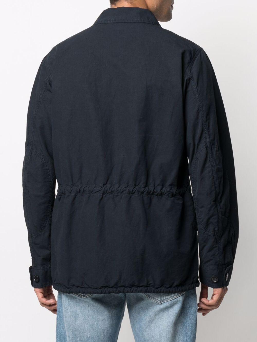 Picture of Aspesi   Cotton-Linen Blend Jacket