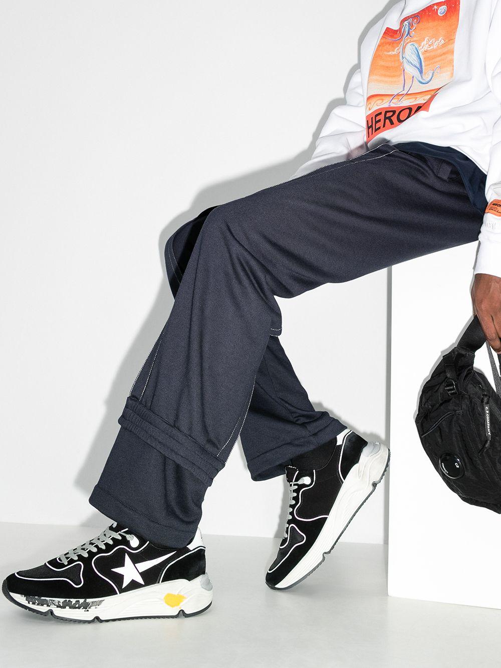Picture of Golden Goose Deluxe Brand   Running Soles Sneakers