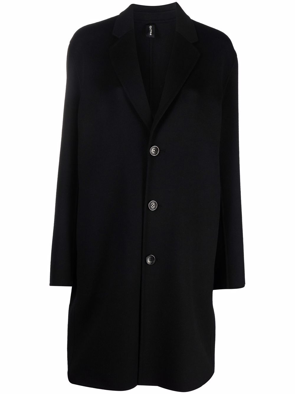Picture of Palto`   Single-Breasted Button Coat