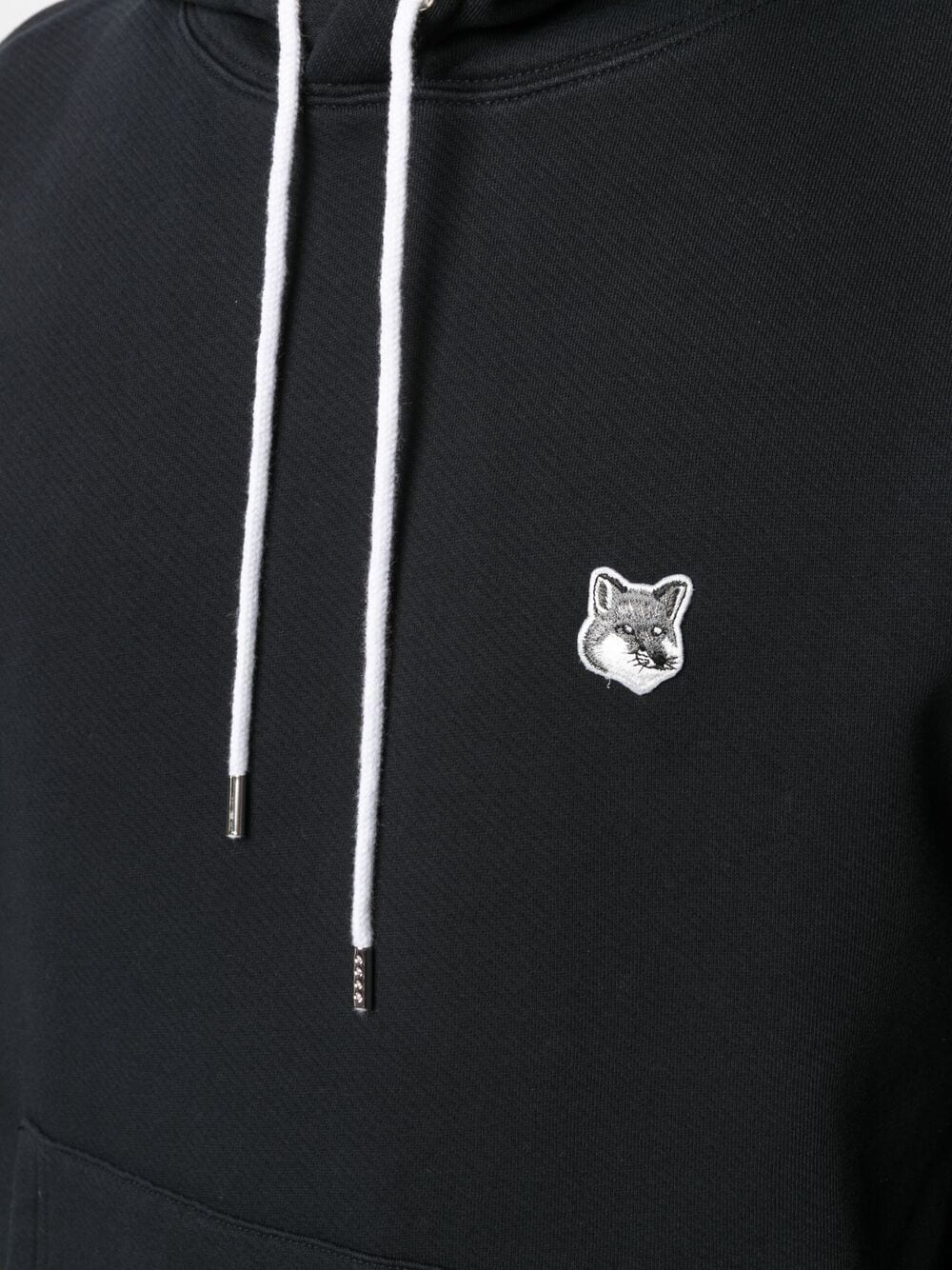 Picture of Maison Kitsune` | Logo Patch Hoodie