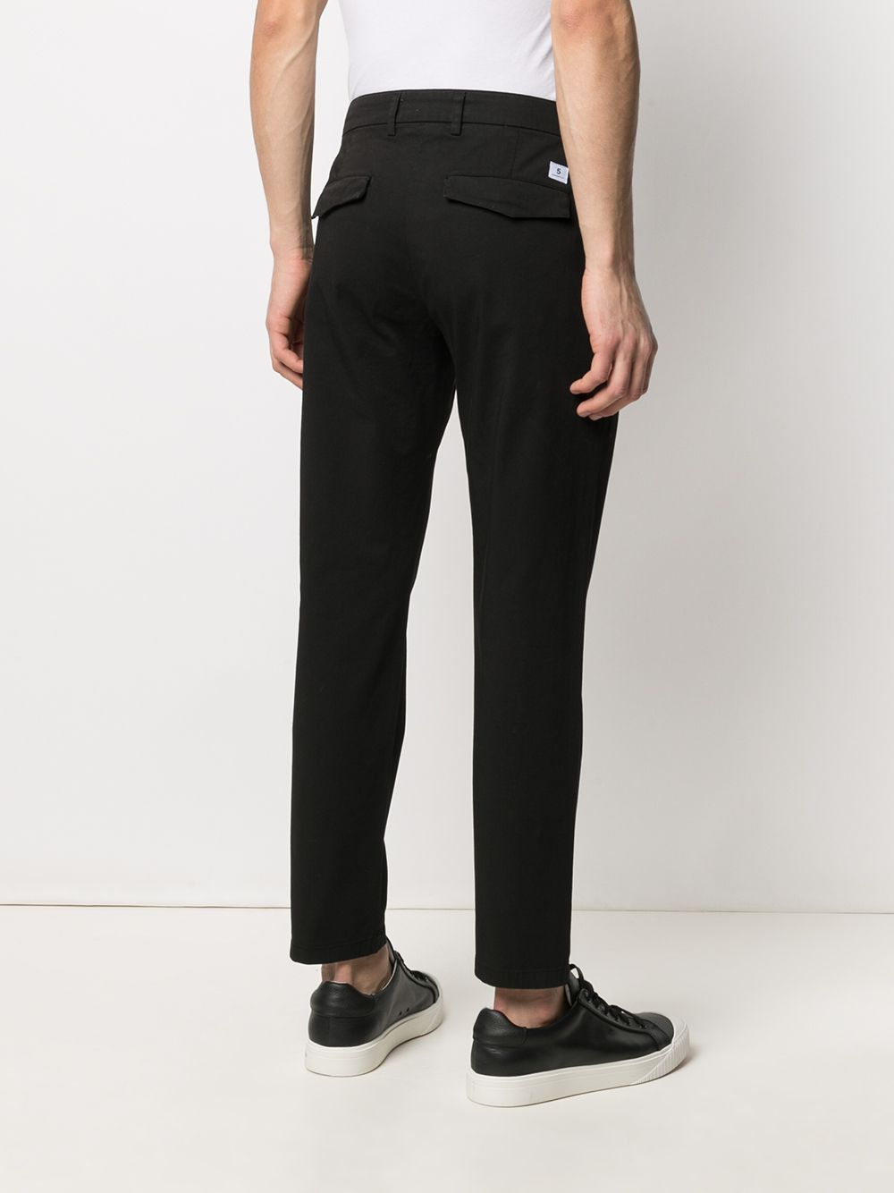 Picture of Department Five | Logo-Patch Chino Trousers