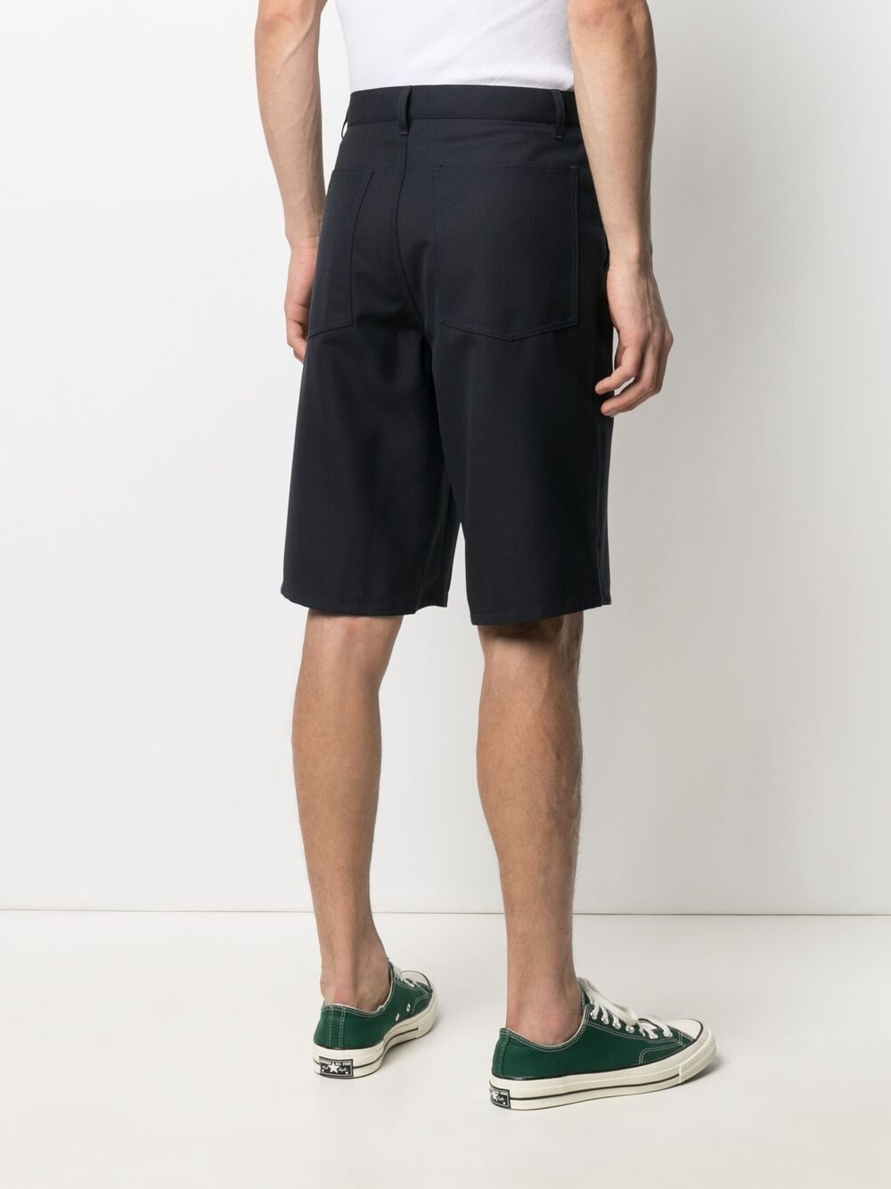 Picture of Comme Shirt | Tailored Shorts