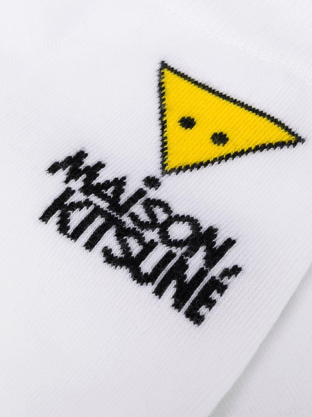 Picture of Maison Kitsune` | Branded Socks