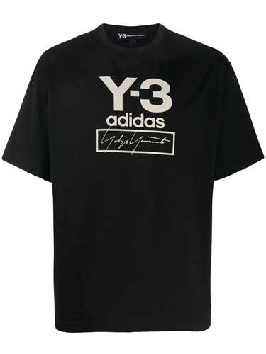 Picture of Adidas Y-3 | Logo Print T-Shirt