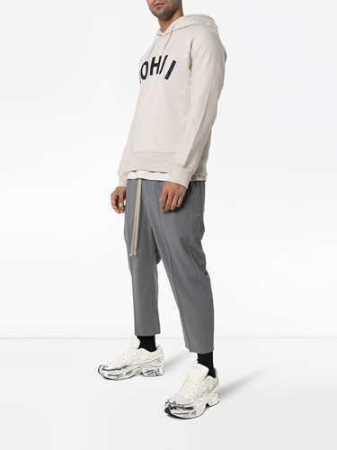 Picture of Adidas Y-3   Yohji Print Hoodie
