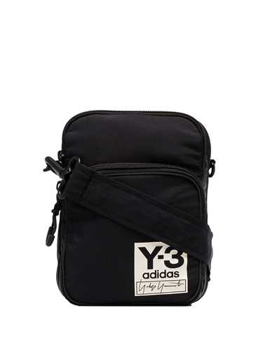 Picture of Adidas Y-3 | Airliner Logo Patch Messenger Bag