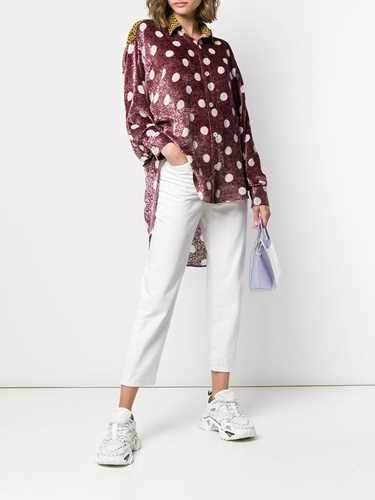 Picture of Golden Goose Deluxe Brand | Polka Dot Print Shirt