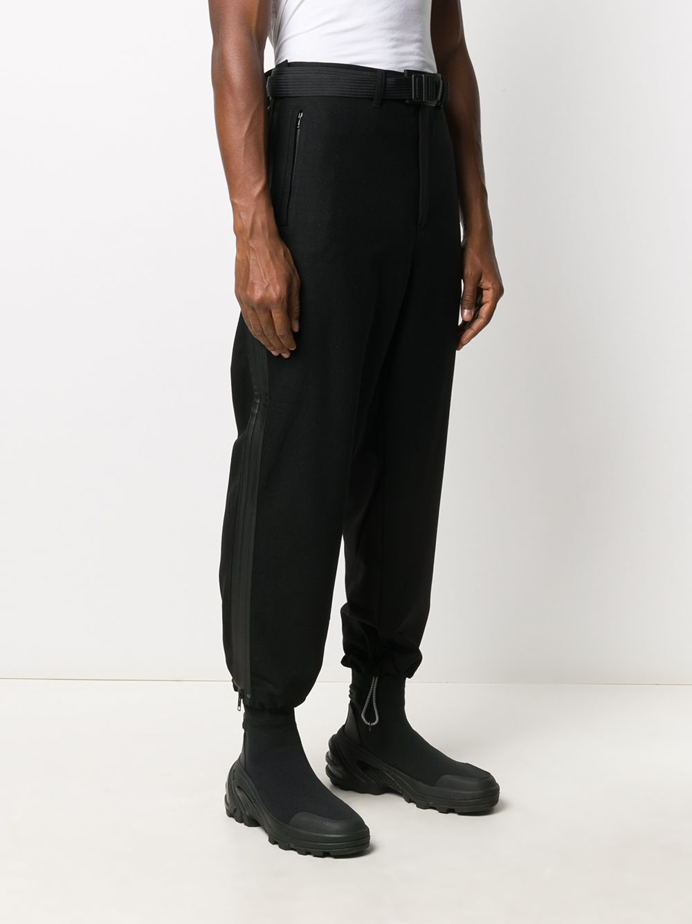 Picture of Adidas Y-3   Zip Panel Trousers