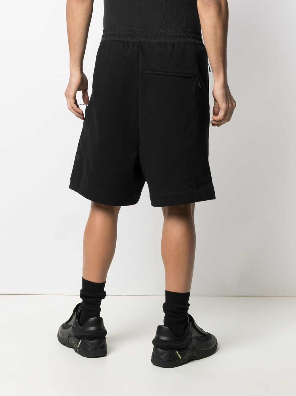 Picture of Adidas Y-3 | Classic Terry Utility Shorts
