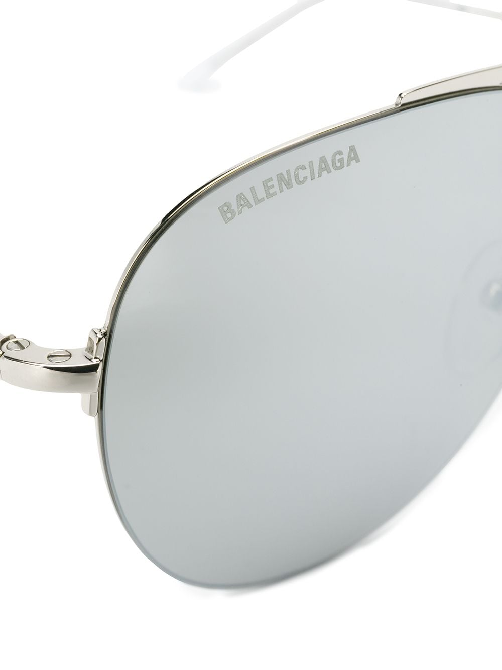 Picture of Balenciaga   Invisible Aviator Sunglasses