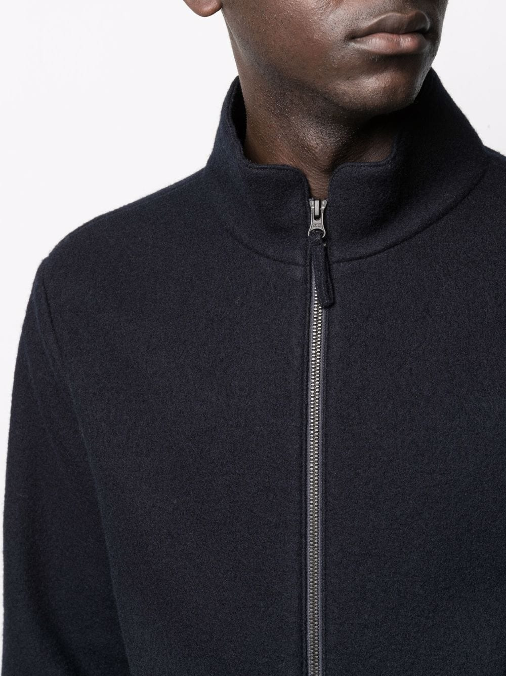 Picture of Aspesi   Stand-Up Collar Bomber Jacket