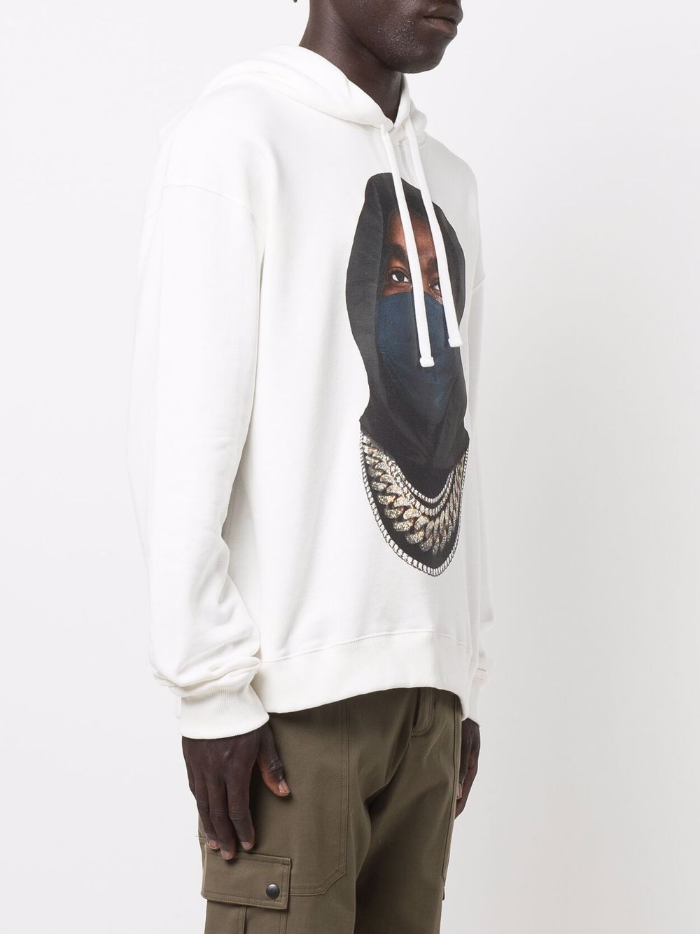 Picture of Ih Nom Uh Nit | Photograph-Print Hoodie