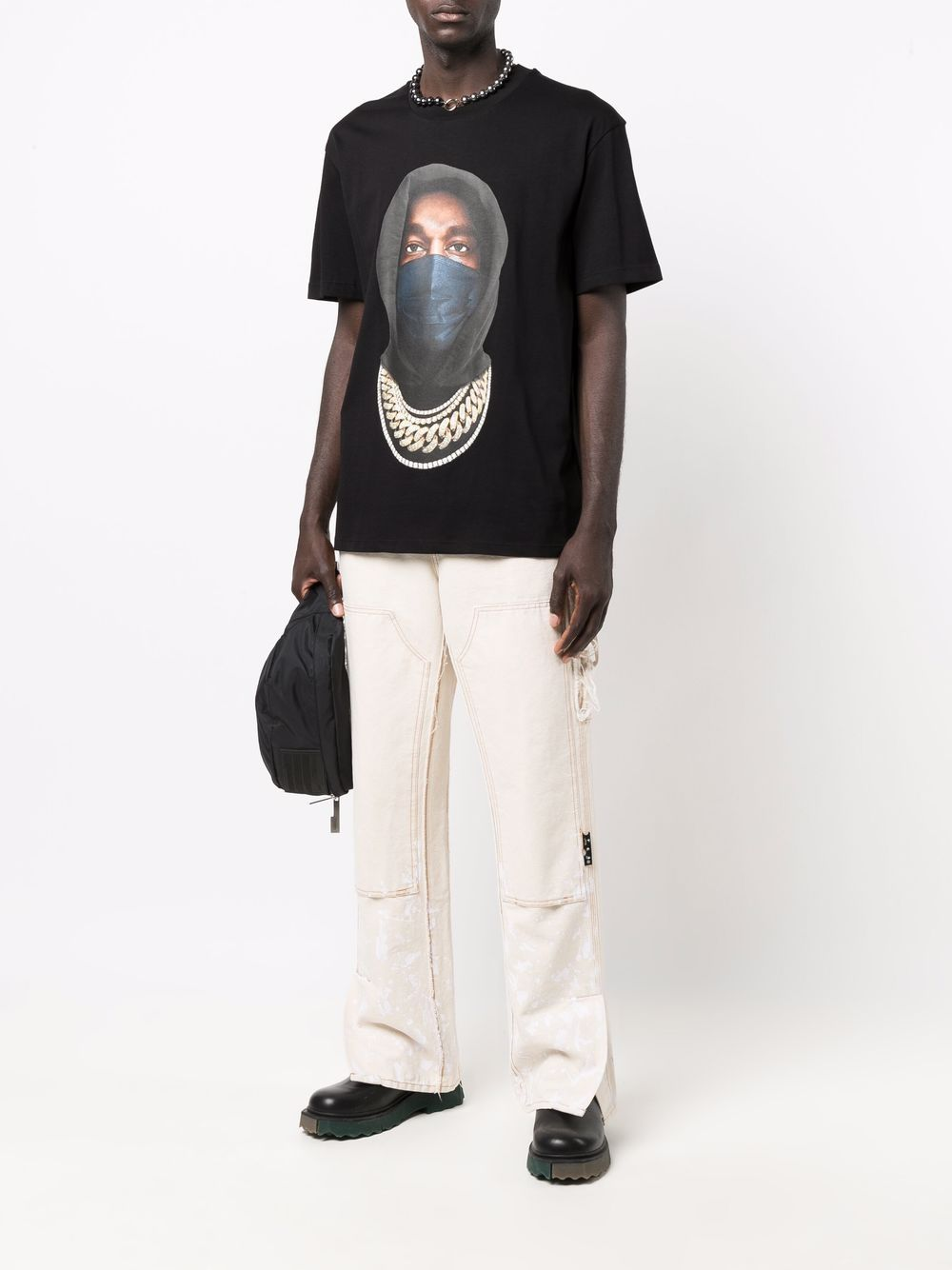 Picture of Ih Nom Uh Nit   Graphic-Print Cotton T-Shirt