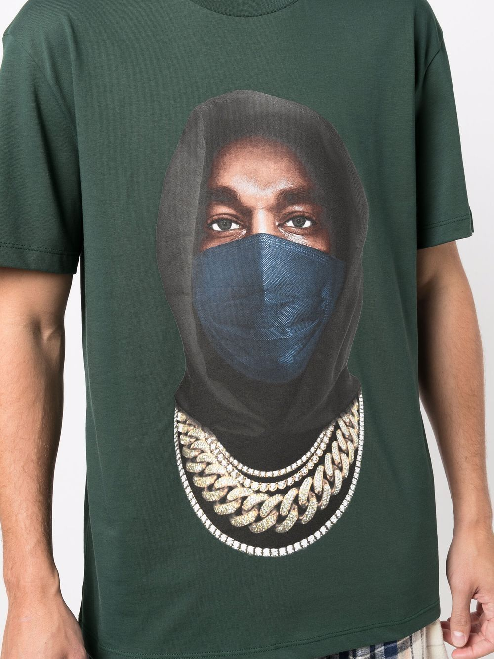 Picture of Ih Nom Uh Nit | Graphic-Print Cotton T-Shirt