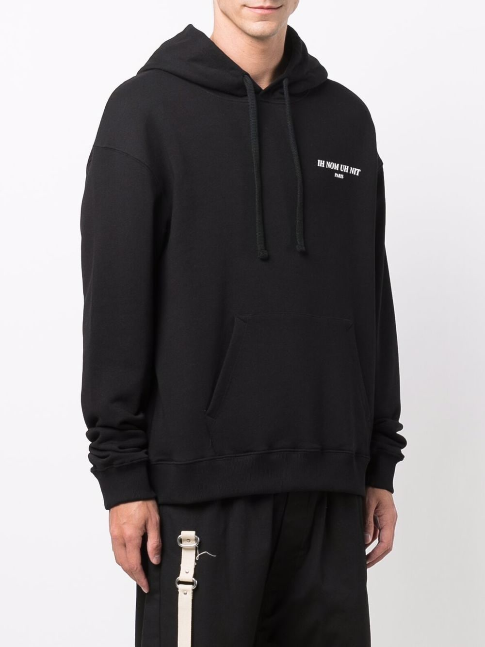 Picture of Ih Nom Uh Nit | Shipping Label Print Hoodie