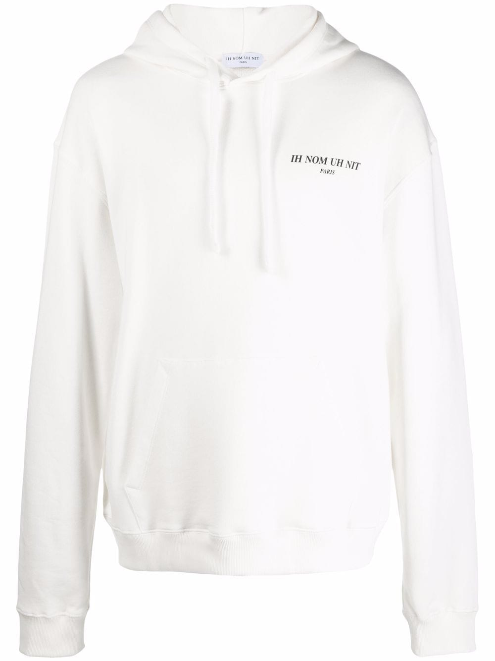 Picture of Ih Nom Uh Nit   Shipping Label Print Hoodie