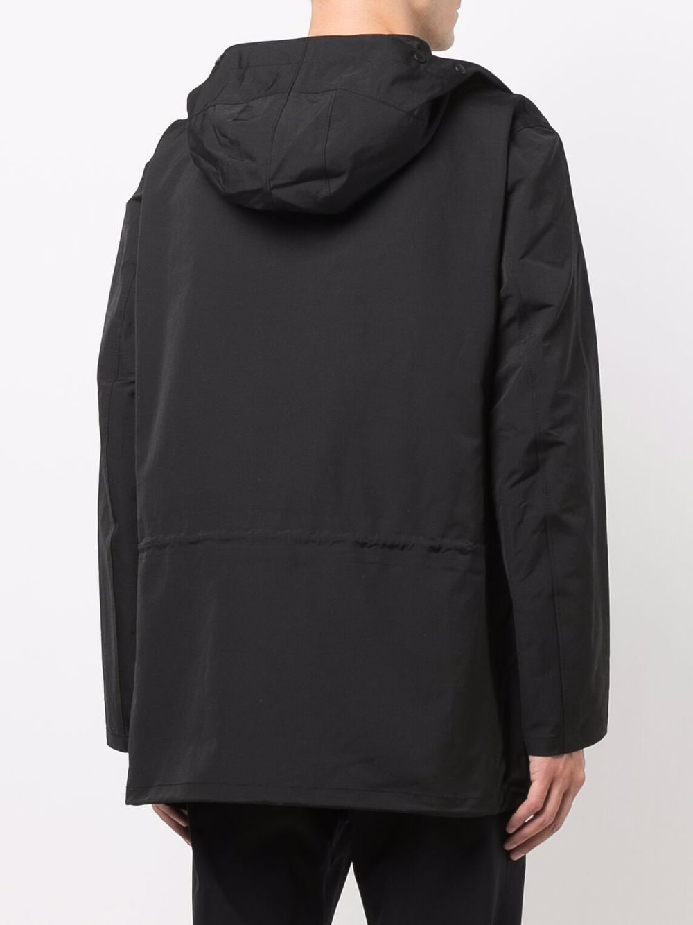 Picture of Adidas Y-3 | Zipped Hooded Jacket