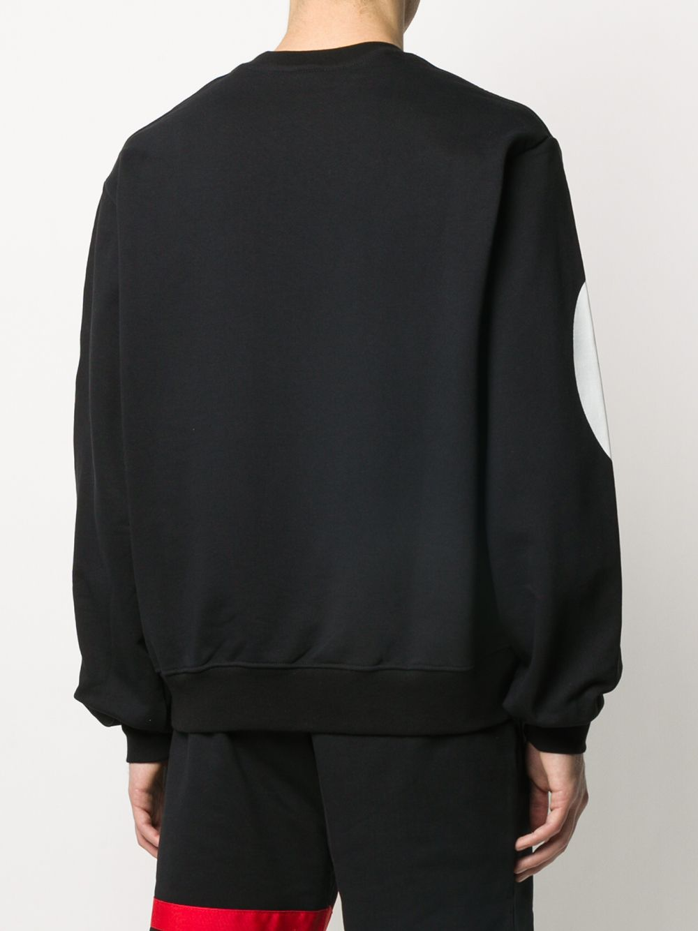 Picture of Gcds | Oversized Logo Print Sweatshirt