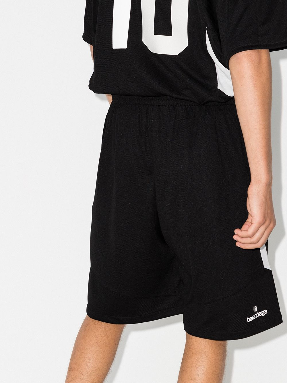 Picture of Balenciaga   Soccer Shorts