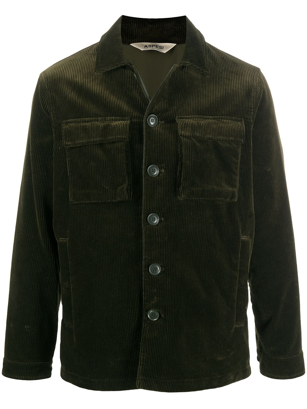 Picture of Aspesi | Corduroy Shirt Jacket