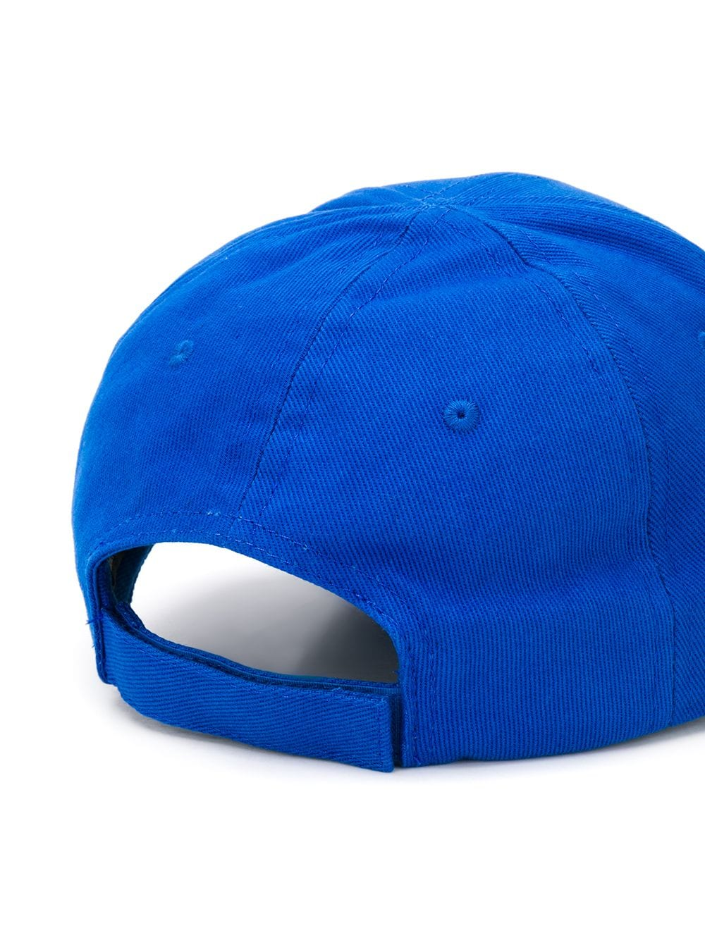 Picture of Balenciaga | Embroidered Logo Baseball Hat