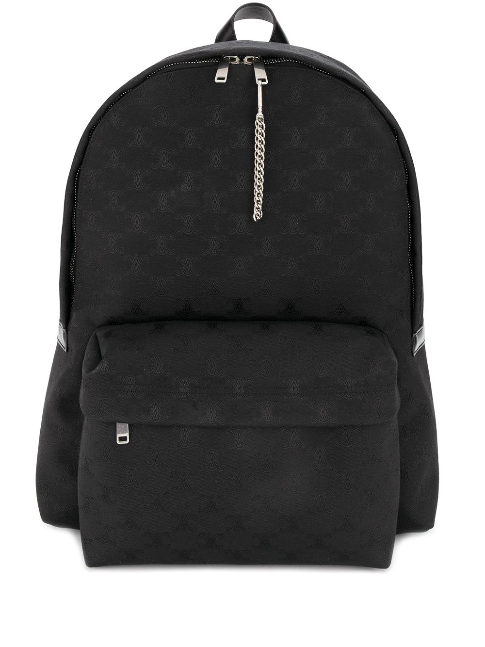 Picture of Celine | Logo Print Backpack