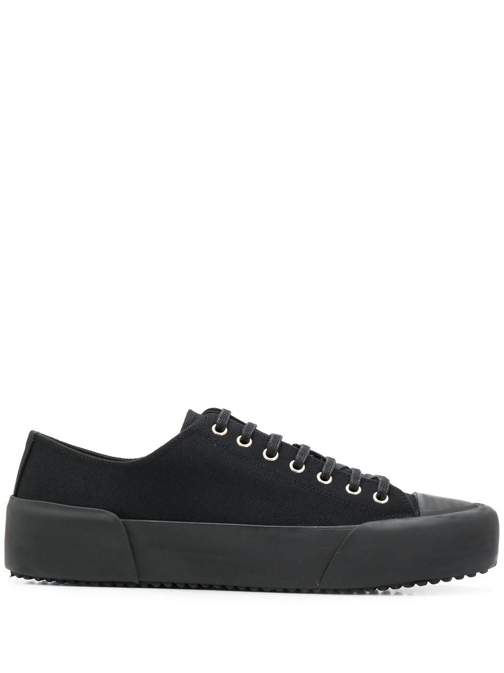 Picture of Jil Sander | Classic Lace-Up Sneakers