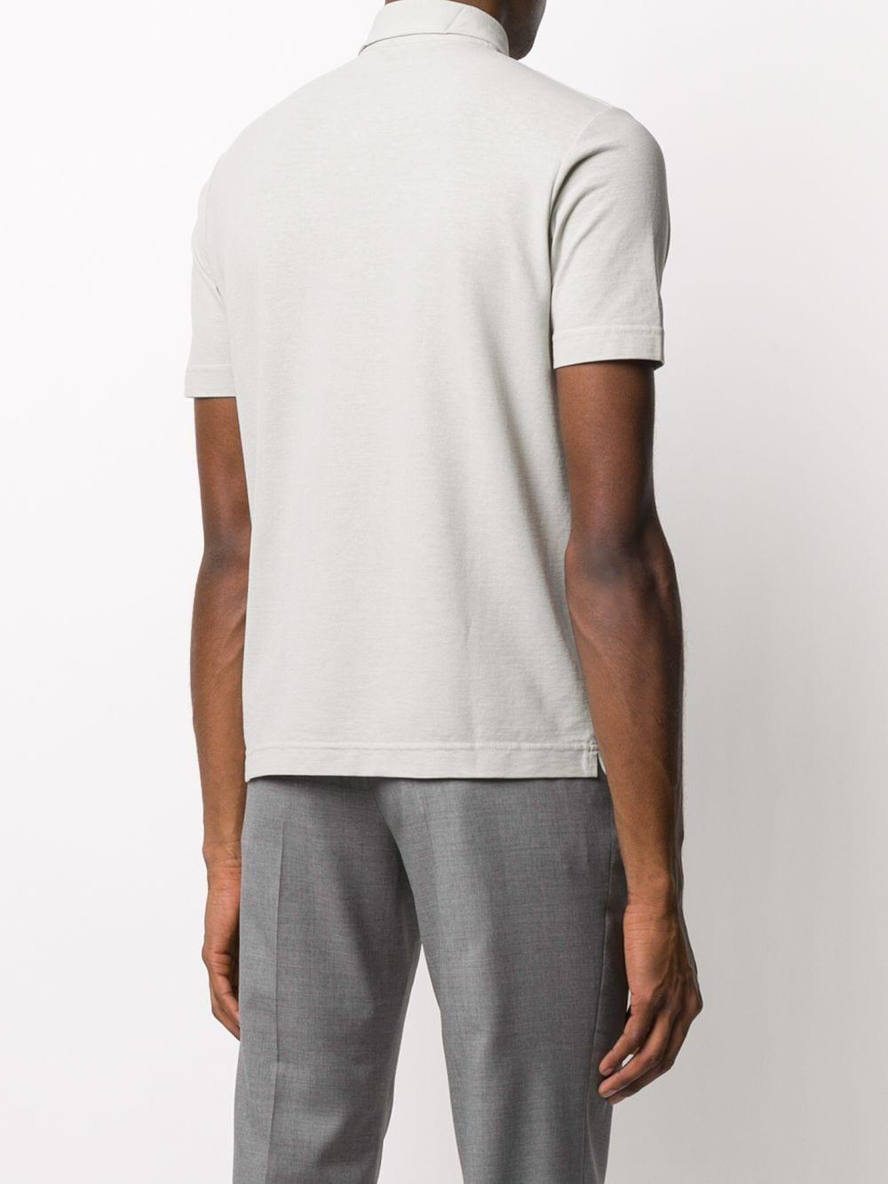 Picture of Zanone | Classic Polo Shirt