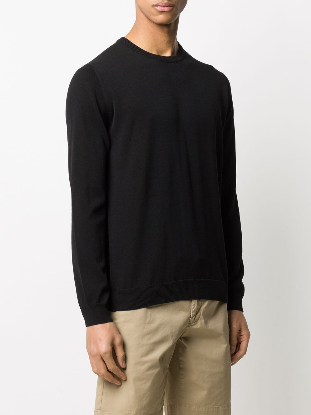 Picture of Zanone | Crew Neck Sweater
