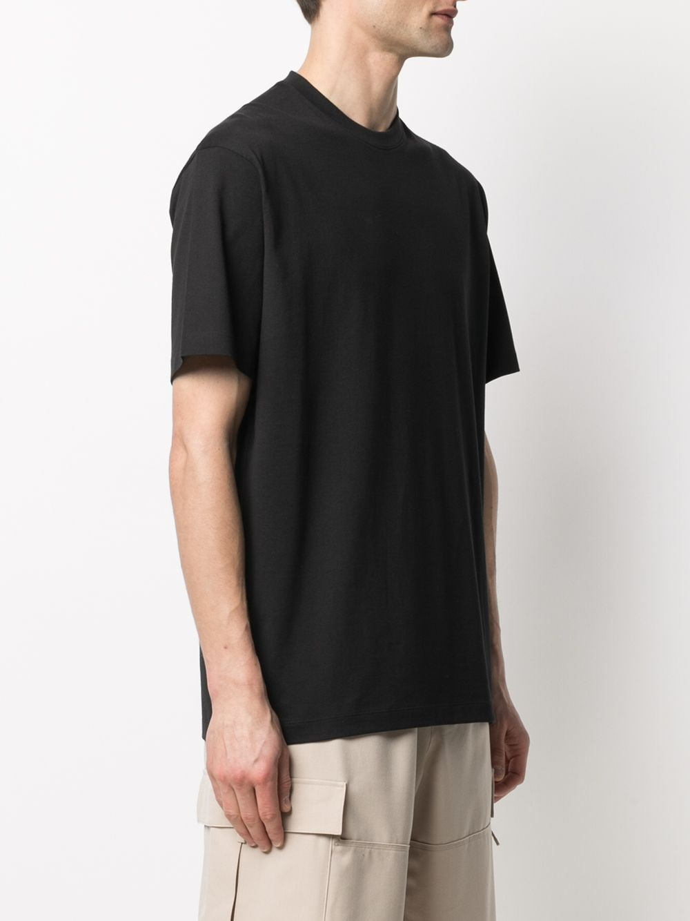 Picture of Adidas Y-3 | Rear Logo Print T-Shirt