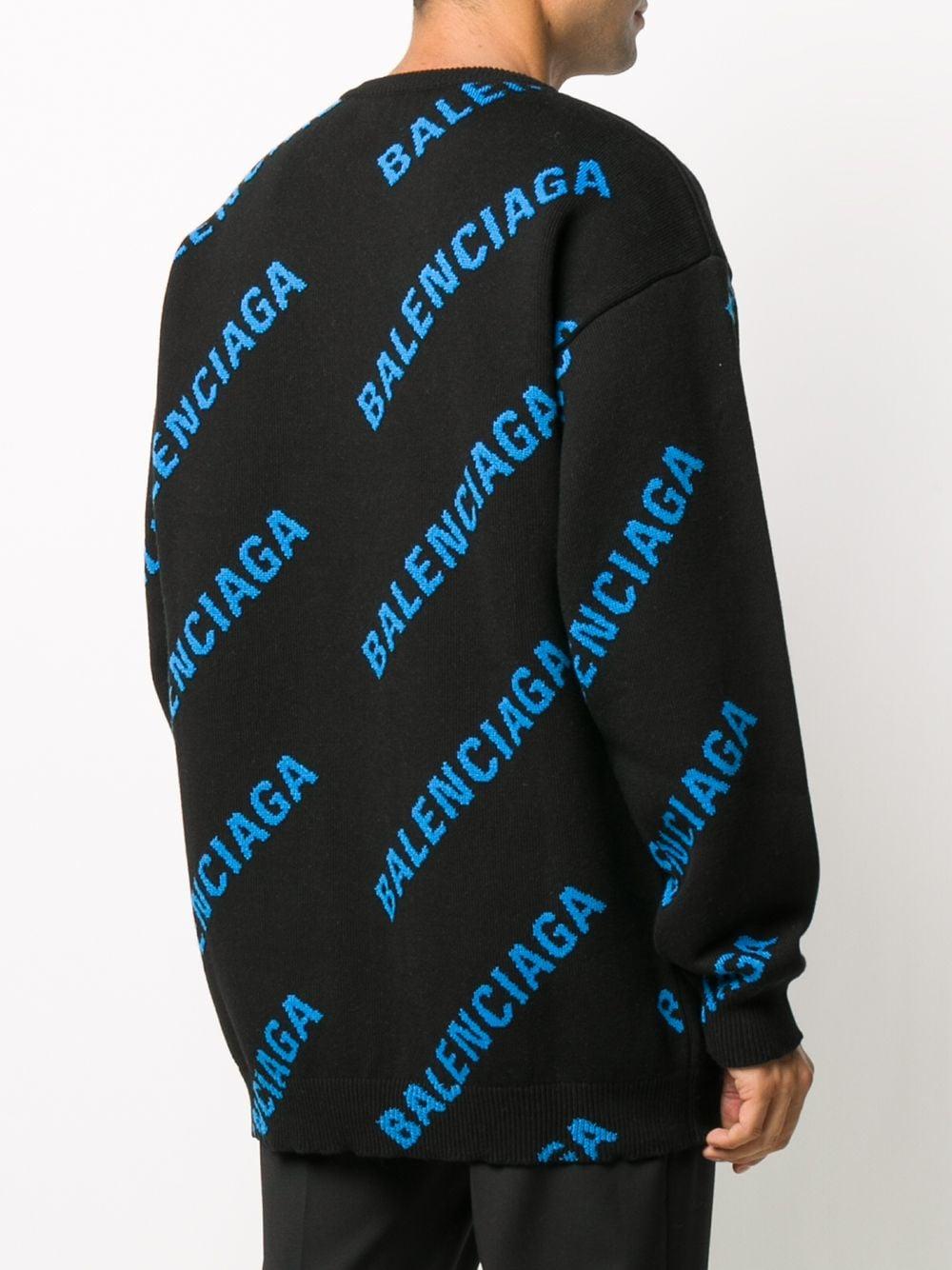 Picture of Balenciaga | Logo Jumper