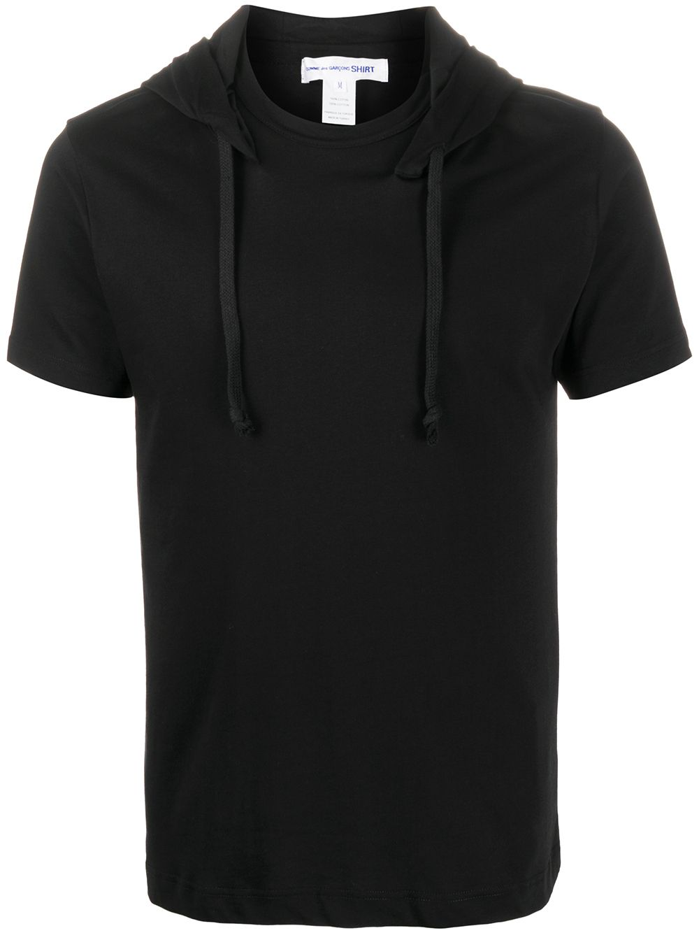 Picture of Comme Shirt | Hooded Slim-Fit T-Shirt