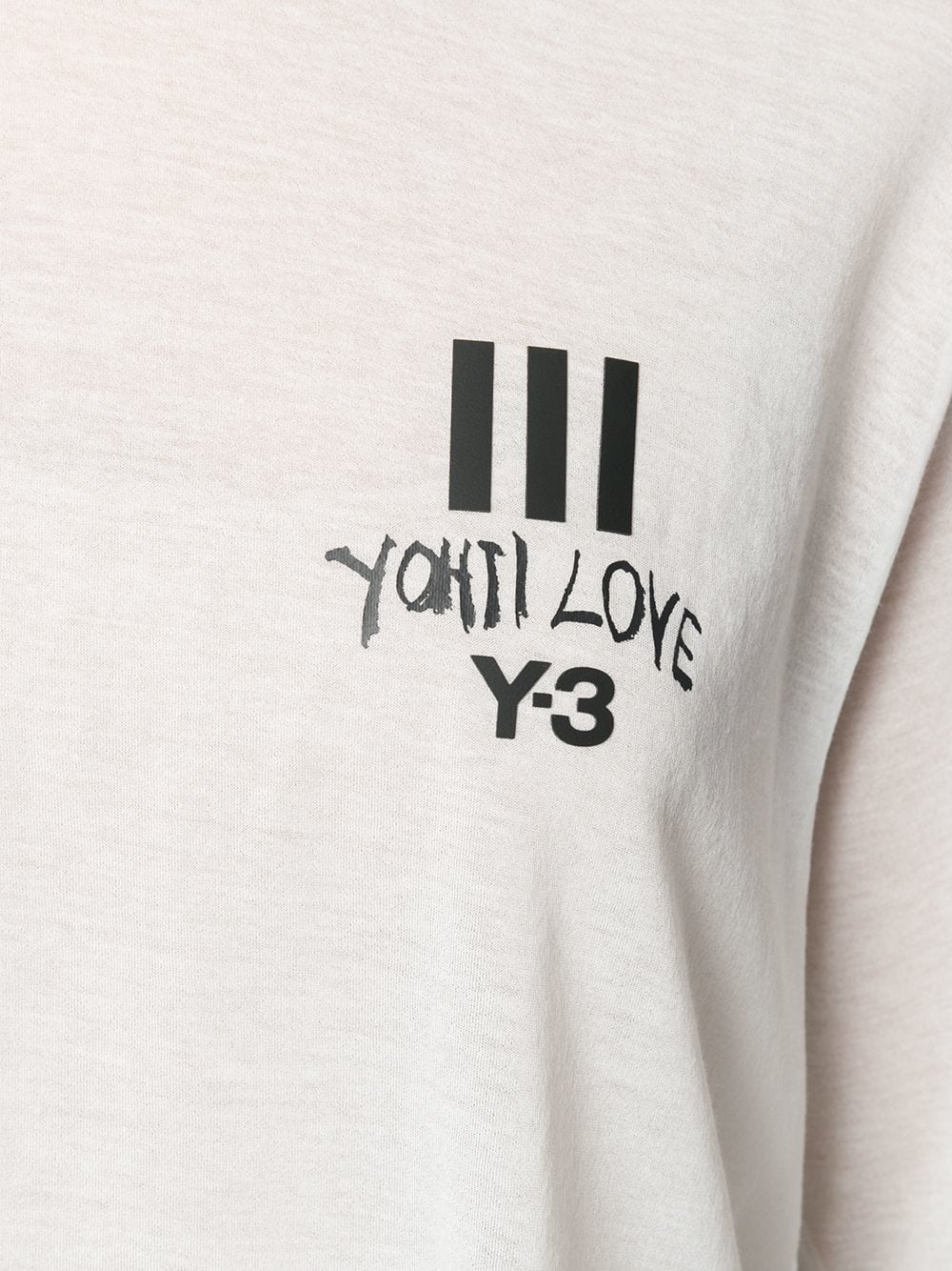 Picture of Adidas Y-3 | Logo Short-Sleeve T-Shirt