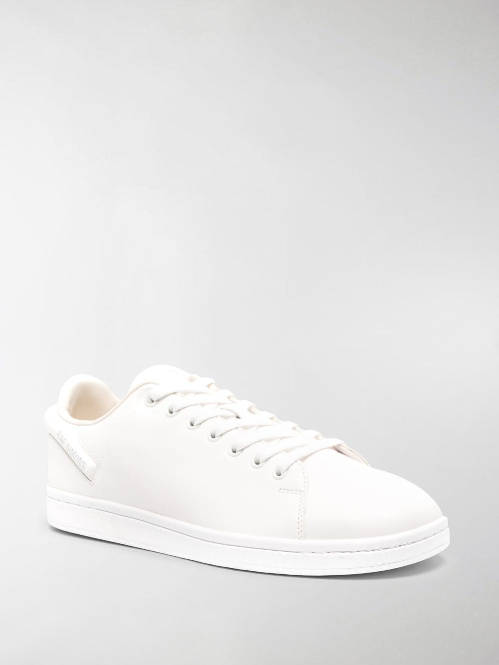 Picture of Raf Simons | Orion Logo Low-Top Sneakers