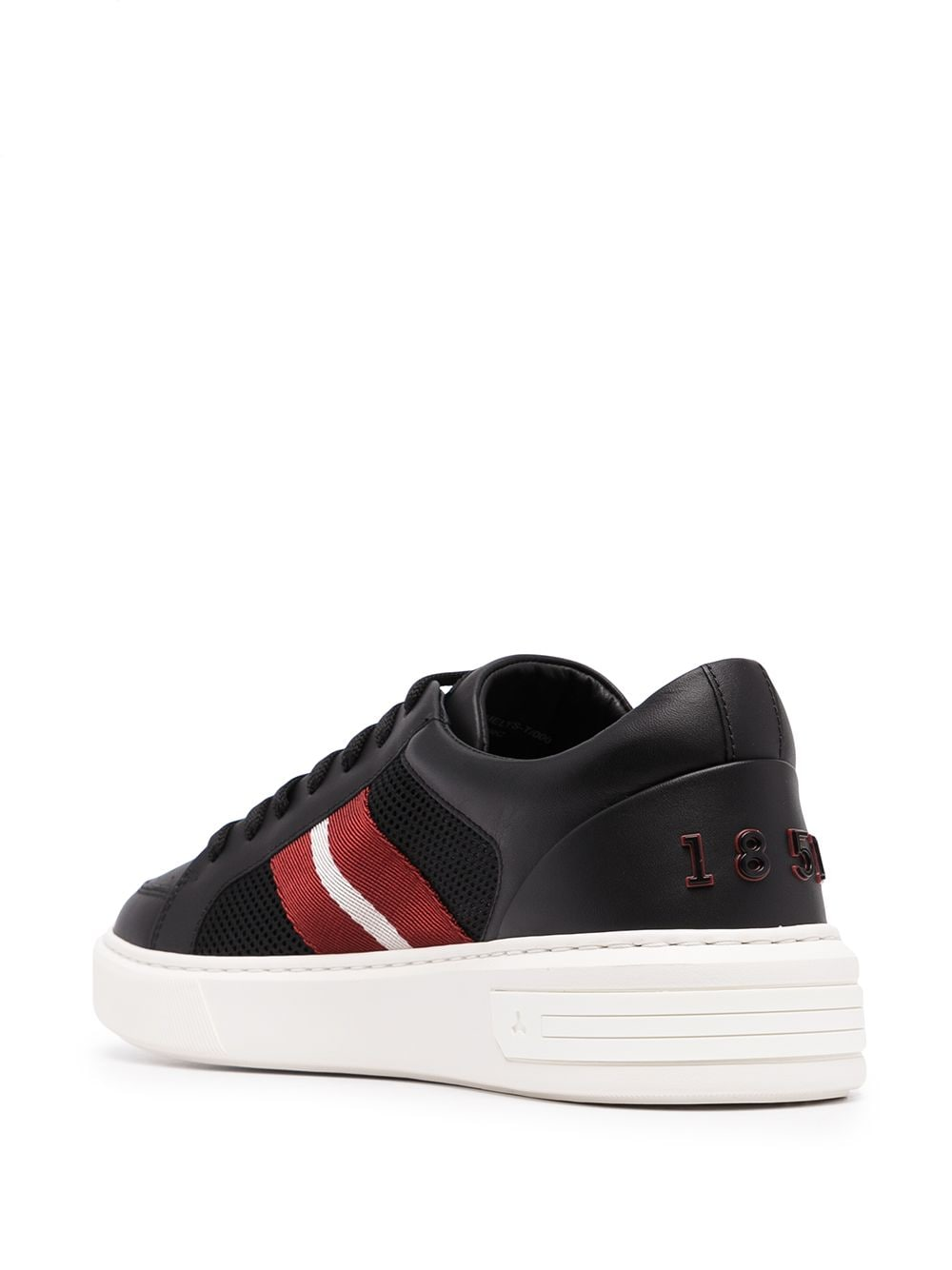 Picture of Bally   Signature Stripe Sneakers