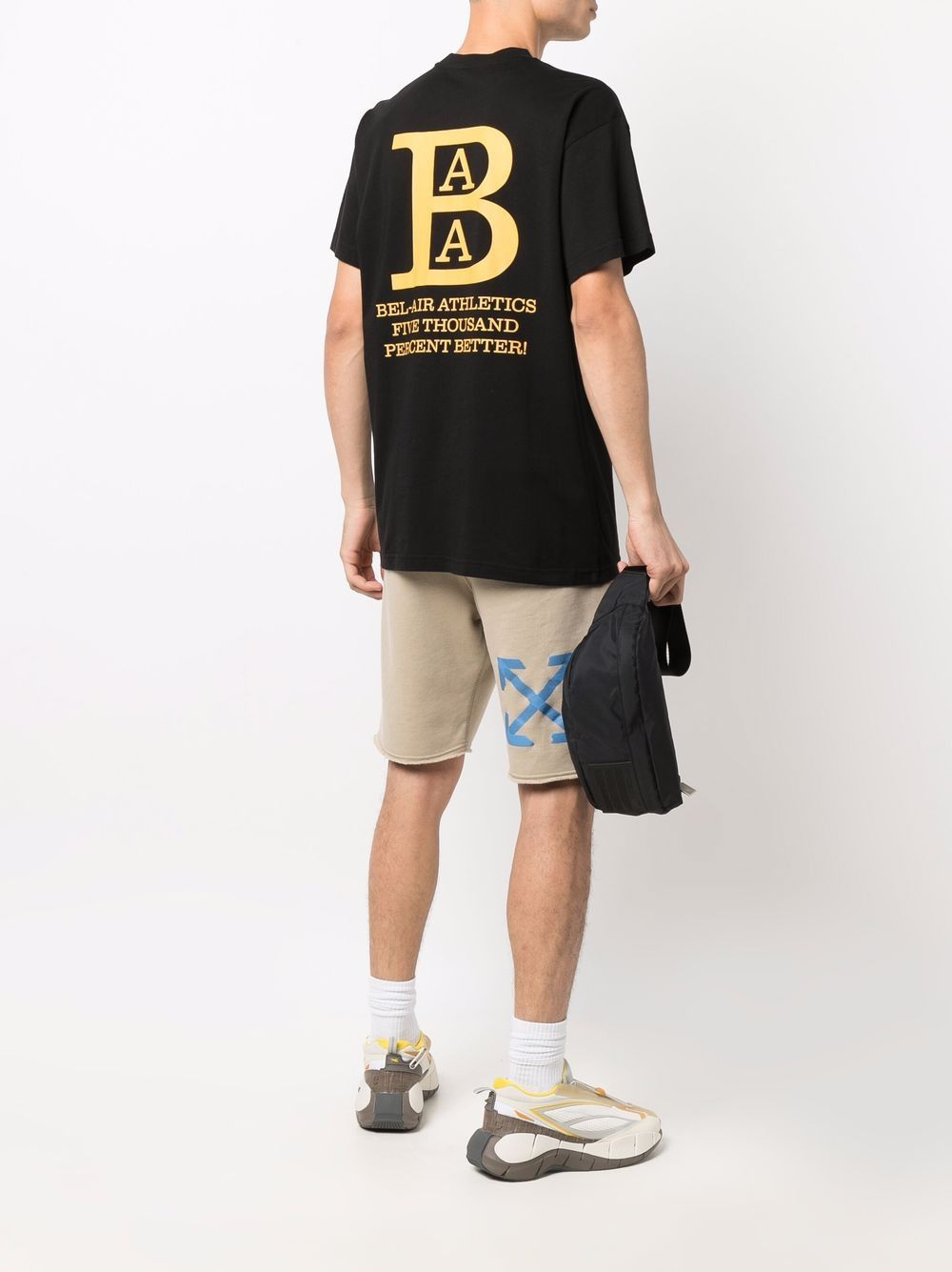 Picture of Bel Air Athletics | Bel-Air Monogram T-Shirt