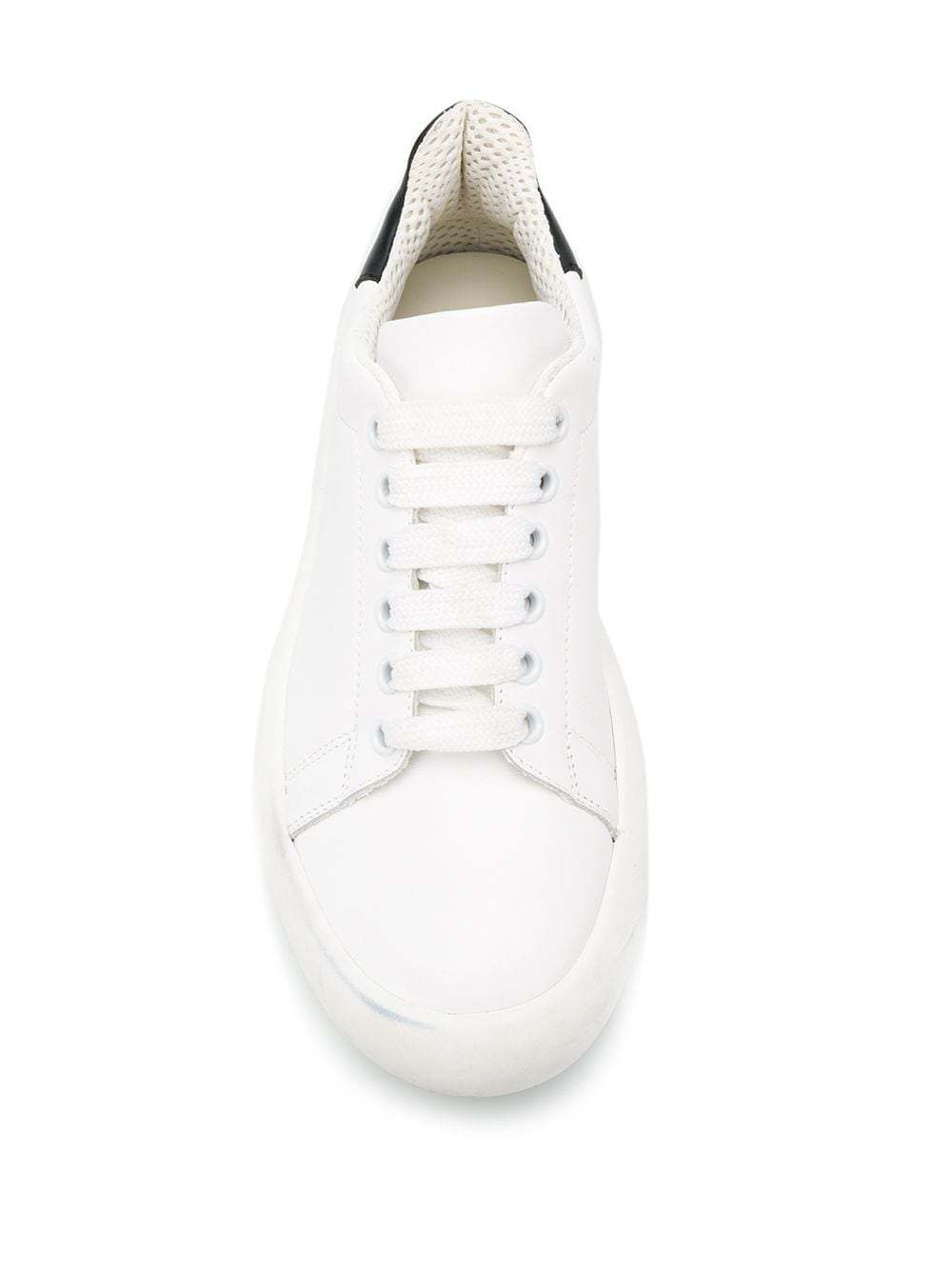 Picture of Marni | Low Lace Up Sneakers