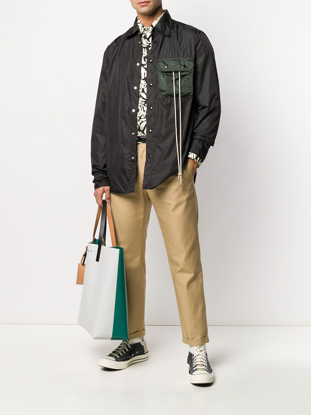 Picture of Marni | Lightweight Shirt Jacket