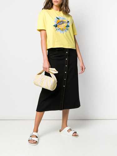 Picture of Maison Kitsune` | Lemon Print T-Shirt