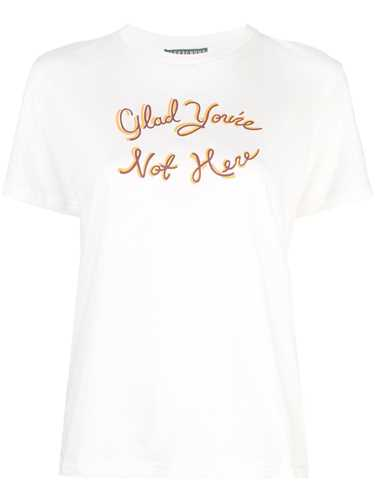 Picture of Alexachung | Phrase T-Shirt