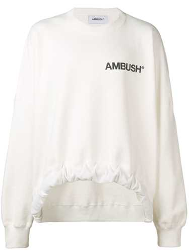 Picture of Ambush | Logo Print Sweatshirt