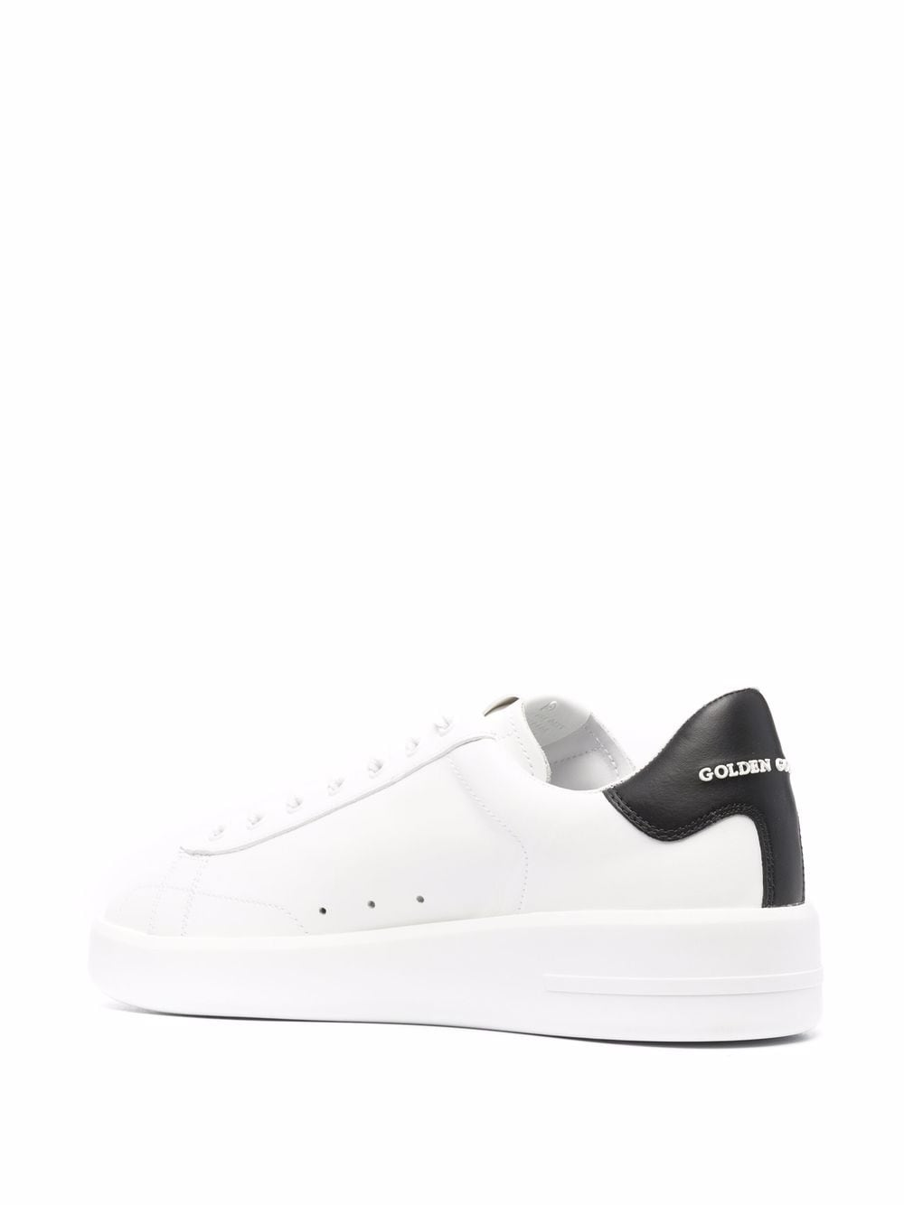 Picture of Golden Goose Deluxe Brand   Pure Low-Top Sneakers