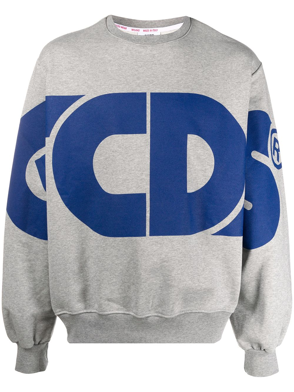 Picture of Gcds | Oversized Logo Sweatshirt