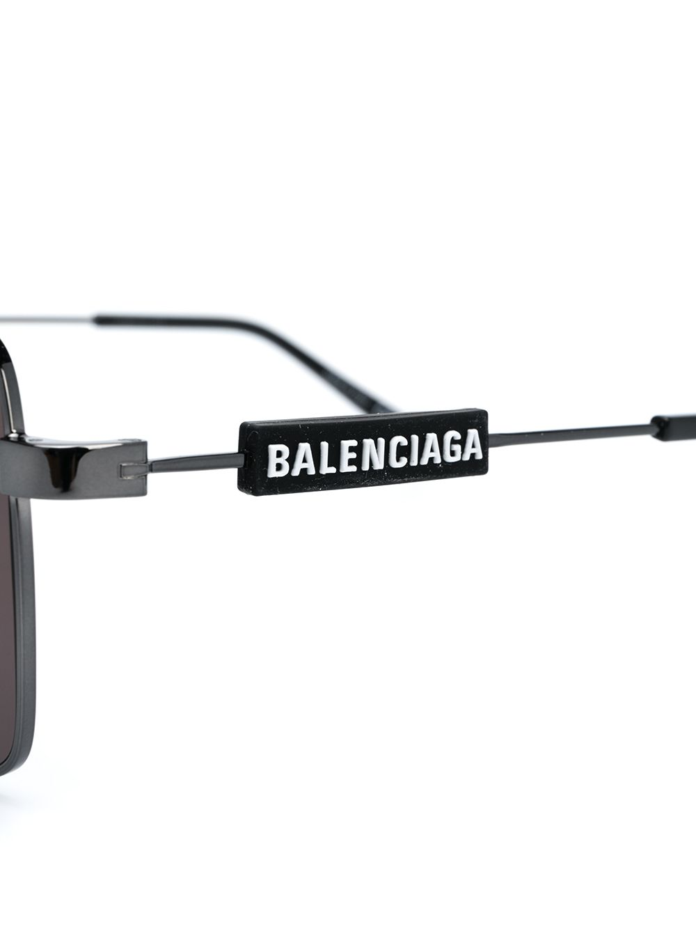 Picture of Balenciaga | Aviator-Frame Sunglasses