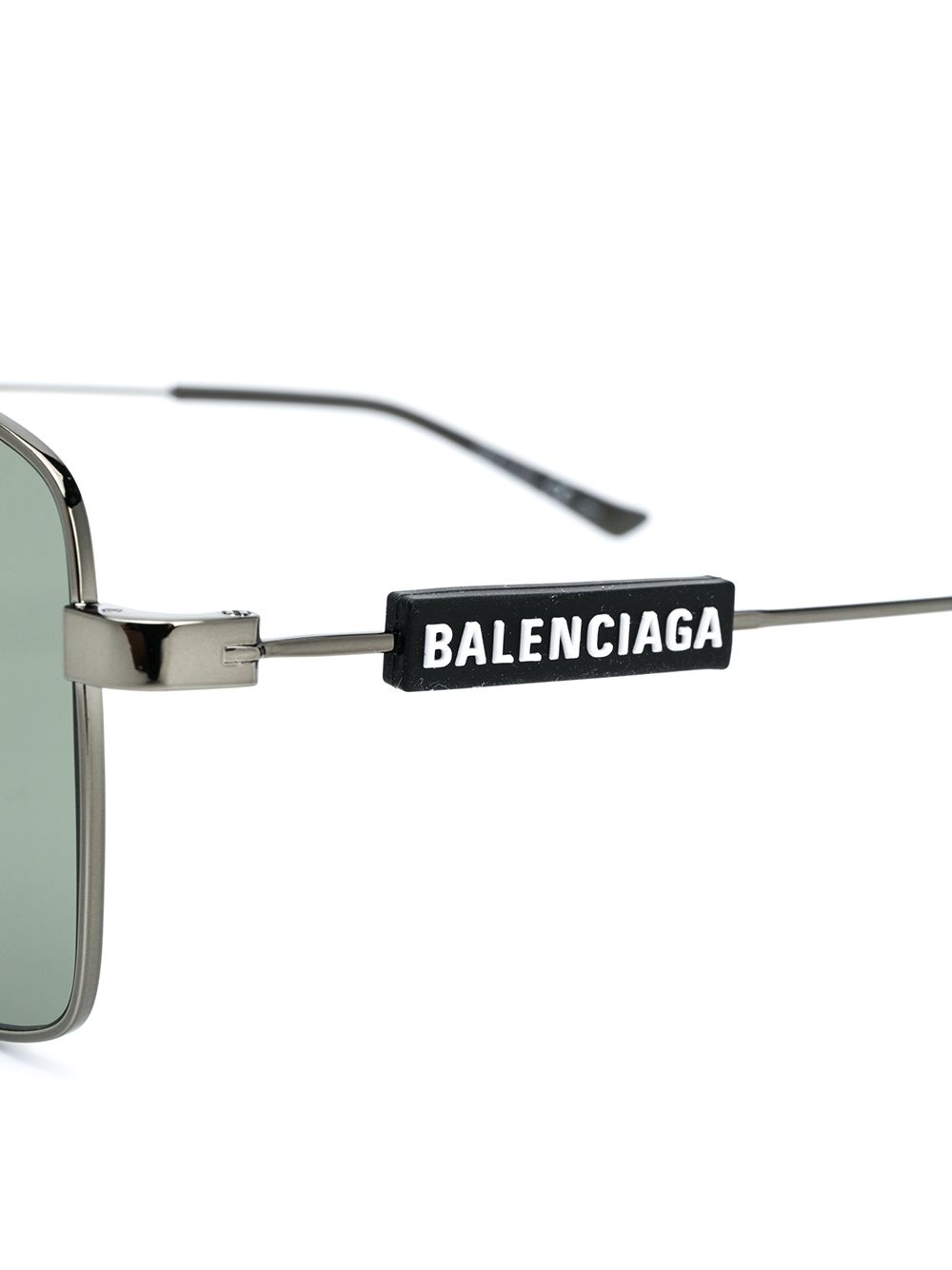 Picture of Balenciaga | Aviator-Frame Sunglasses