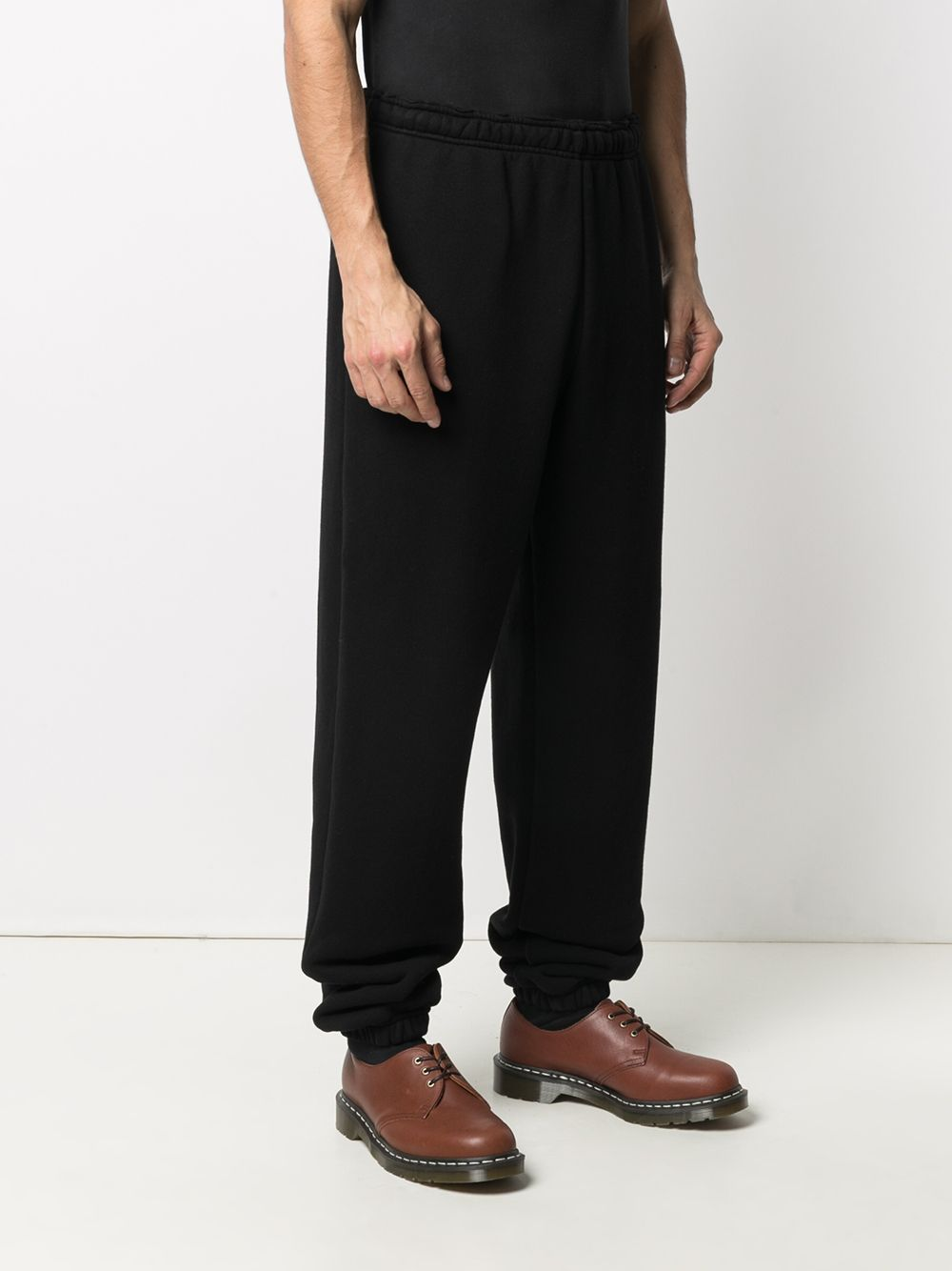 Picture of Marni   Logo-Embroidered Track Pants