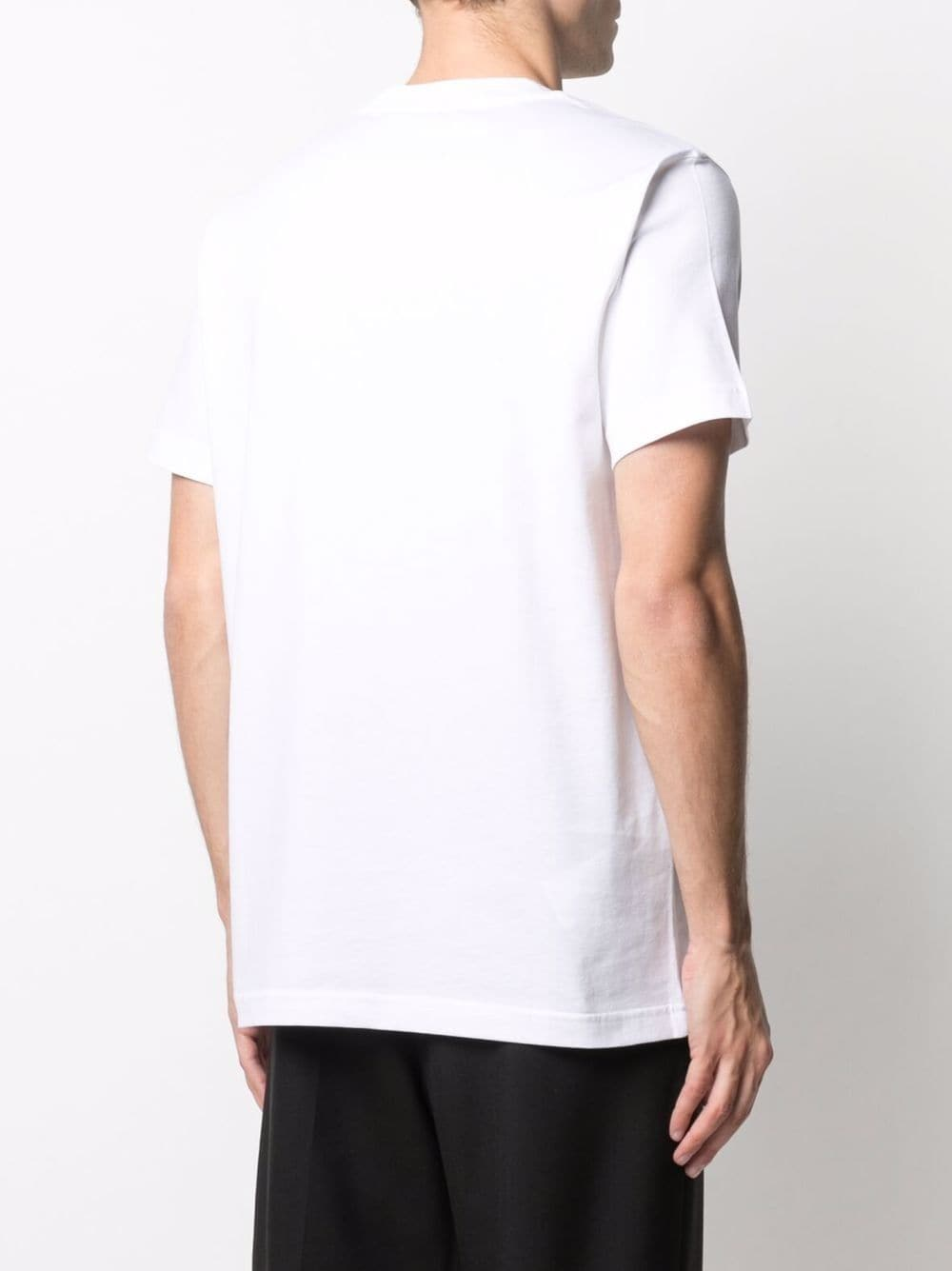 Picture of Marni | Logo-Print T-Shirt